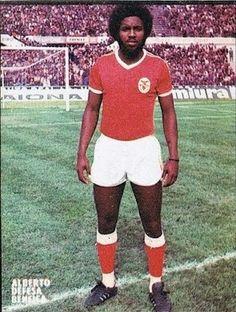 1976/77: ALBERTO-BENFICA