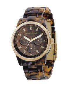 Women's watch by Michael Kors #michaelkors #watch
