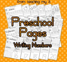 number-writing-practice-pages