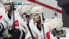NHL 18 Turku TPS vs Mountfield HK - Champions Hockey League - Game 8