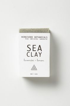 This soap is formulated with Cambrian Blue Clay, a rare clay found in the Siberian lakes, with clarifying and skin balancing qualities. This soap is gentle and non-drying — an ideal daily cleanser for