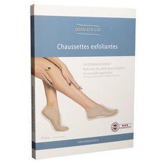 #chaussettesexfoliantes #Dermatrisse #anticallosité