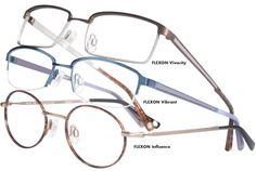 @Marchon Eyewear relaunches its Flexon original memory metal collection with a revamped focus on design together with a continued emphasis on quality, style, fit and durability.