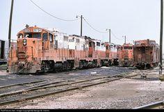 RailPictures.Net Photo: PAL 8154 Paducah & Louisville Railroad EMD GP10 at Louisville, Kentucky by George W. Hamlin