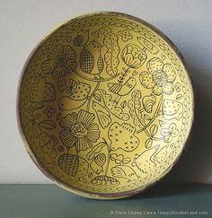 Wooden Doodle Bowl, 2013 | Flickr - Photo Sharing!