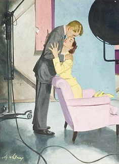 Hollywood Romance ~ Coby Whitmore