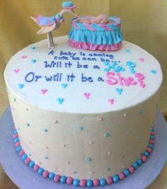 Fantastic gender reveal party ideas @Party Simplicity
