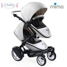 i-baby Luxury Kobi Baby Double Stroller High Landscape Portable Lightweight Foldable Baby Pram Pushchairs Kinderwagen