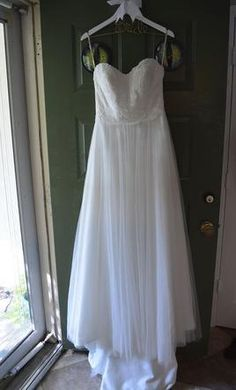 Stella York wedding dress currently for sale at 38% off retail.