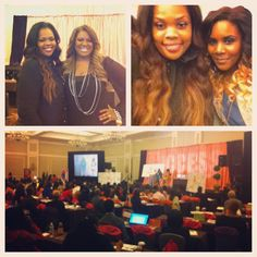 Had a phenomenal time at the Women's Success Conference 2012 Dr Stacia & Ariana Pierce gave us over the top biz info!