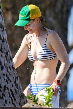 Pin for Later: Helen Hunt's Bikini Body Will Make You Do a Double Take