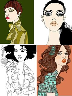 illustrator Liselotte Watkins / Sweden
