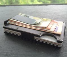 the ridge titan slim wallet