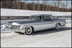 1956 Lincoln Continental Mark II