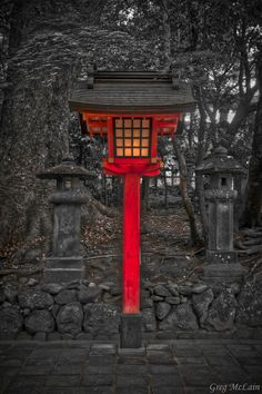 hint of color | Hint of color / Red Lantern