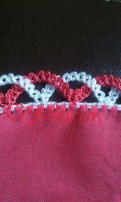 Watch This Video Beauteous Finished Make Crochet Look Like Knitting (the Waistcoat Stitch) Ideas. Amazing Make Crochet Look Like Knitting (the Waistcoat Stitch) Ideas. Crochet Boarders, Crochet Edging Patterns, Crochet Lace Edging, Crochet Motifs, Crochet Trim, Crochet Designs, Knit Crochet, Crochet Flowers, Crochet Simple