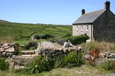 Holiday at Farmhouse,Cornwall