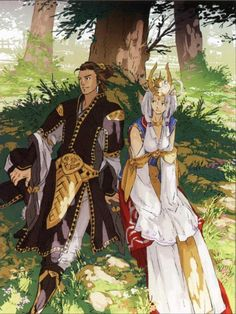 I love this picture of Arshtat and Ferid!