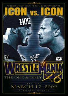 Wrestlemania X8 Toronto 2001