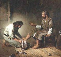 RENOVAÇÃO: O sentimento de Jesus Cristo: O amor e a humildade...
