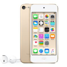 iPod touch de 16GB dourada - Apple (BR)