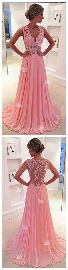 Peach prom dresses, See through prom dresses, lace prom dresses, sexy prom dresses, off shoulder prom dresses, 17500