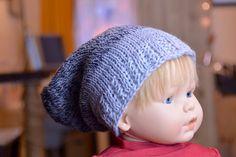 St. Moritz Beanie crochet pattern - © Woolpedia