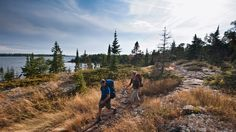Whether you're looking for a mellow day hike with the kids or a weeklong backpacking trip in true wilderness, Michigan has the perfect trail for you