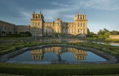 Blenheim Palace Garden, near Woodstock is one of the finest historic buildings and gardens in England, we also feature hotels nearby on our guide Soho House Hotel, Battle Of Blenheim, The Young Victoria, Oxford City, Palace Garden, Palace Uk, Blenheim Palace, Tourist Information, Grand Homes