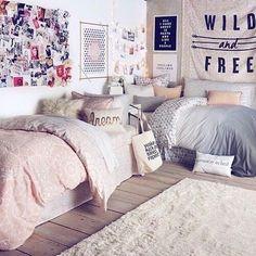 Cool!! ❤ #roomideas #roomgoals #room #diyroom #diy #tumblr #tumblroom #girly #girls