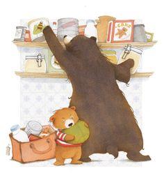 Eve Tharlet - Little Bear