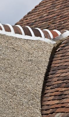 Roof details via Bibeline Designs