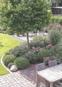 Die 11 Besten Bilder Von Gartengestaltung Mit Kies Gardens