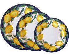 Limão siciliano   A mesa com charme
