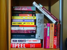 Uploaded for the meme. What do my books say about me?     good image to share