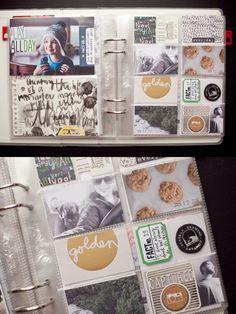 LifeLovePaper   Project Life   Studio Calico Handbook