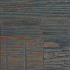 Color Cladding Textured, Reclaimed Douglas Fir – WATER .05