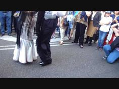2012 Madrid, San Isidro, El Chotis, Pradera de San Isidro - YouTube