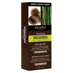 Marc Anthony True Professional Repairing Macadamia Oil Treatment for All Hair Types