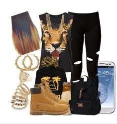 That hair, with this outfit! >>> Gloryyyy