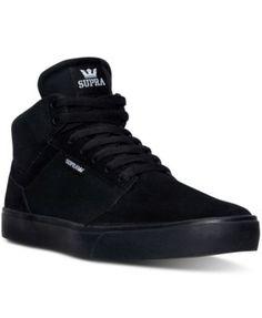 Supra Men's Yorek High Top Casual Skate Sneakers from Finish Line