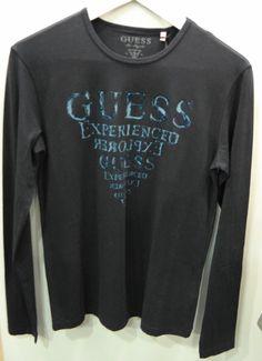 #Camiseta #Guess azul