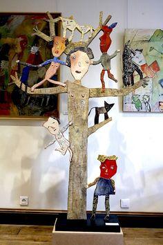 l'arbre-Eliane Larus
