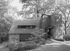 Wharton Esherick Studio in eastern Chester County, Pennsylvania.