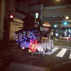 東京_すれ違いの焼き芋屋