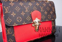 Louis Vuitton Victoire Handbag