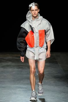 Christopher Shannon Spring 2016 Menswear - Collection - Gallery - Style.com