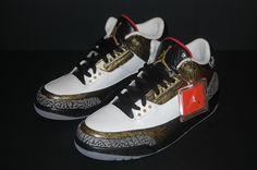"4b0e702fd40 Air Jordan 3 ""Doernbecher"" Custom x JP Custom Kicks Best Sneakers"