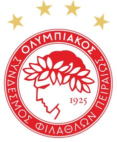 Soccer club based in Piraeus, Greece Soccer Logo, Football Soccer, Soccer Teams, Club Soccer, Football Players, Badges, Jersey Atletico Madrid, European Soccer, Live Stream