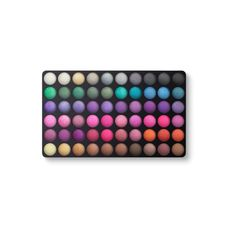 1st Edition Eyeshadow Palette: Bright Neon to Neutral Shades-120 Color... ($16) ❤ liked on Polyvore featuring beauty products, makeup, eye makeup, eyeshadow, shiny eyeshadow, palette eyeshadow and bhcosmetics
